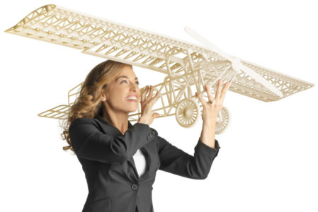 Objet1000 Plus Ivory Plane Part With Women