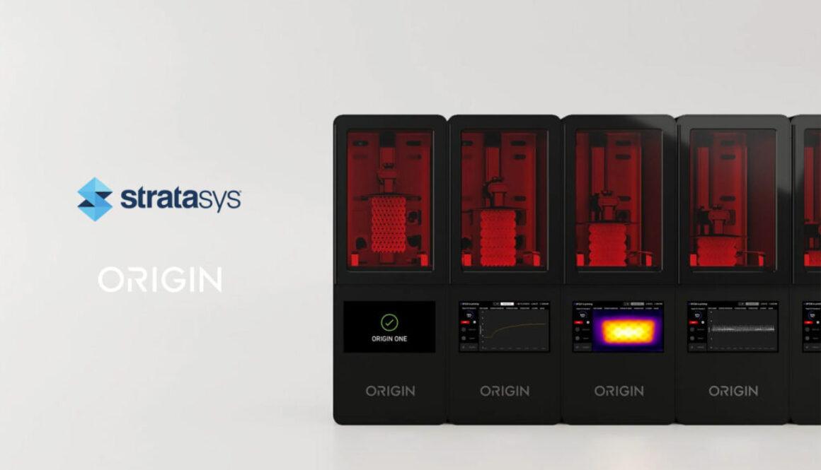 Stratasys + origin