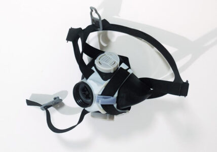 J850 Pro Mask with Parts in DABS